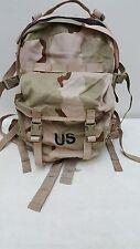 USGI US Army 3 Day Assault Pack Desert Genuine Issue-T