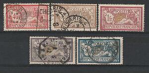 FRANCOBOLLI-1900-FRANCIA-MERSON-Z-897