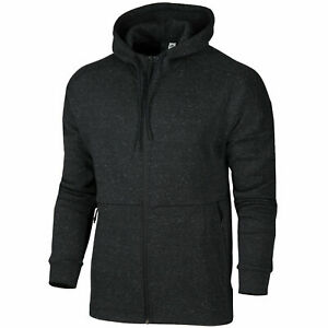 Adidas-FZ-ID-Stadium-Hooded-Sweat-Jacket-Hoodie-Hoody-Training-Gym-Black-S98783