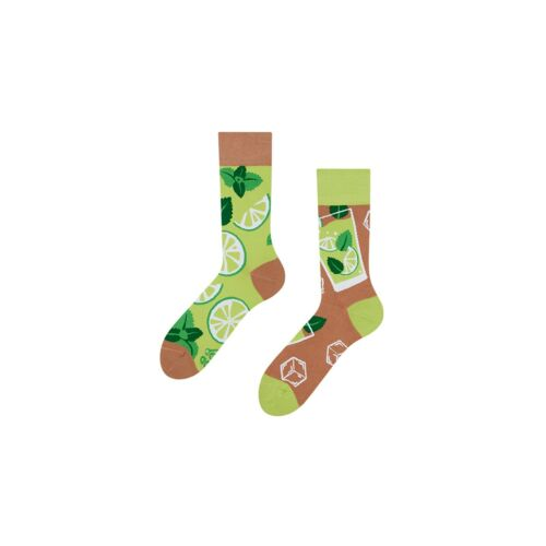 Good Mood Unisex Mojito Adult Drink Socks