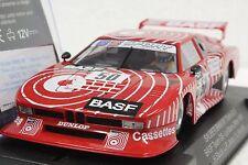 RACER SLOT IT SW31 SAUBER BMW M1 TURBO GROUP 5 LE MANS 1981 BASF 1/32 SLOT CAR