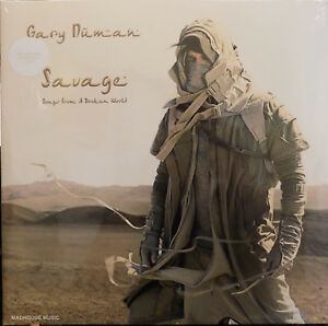 GARY-NUMAN-LP-x-2-Savage-Songs-From-A-Broken-World-Download-GFld-Promo-Sht