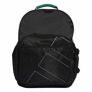 Details zu adidas Originals Classic Backpack EQT Freizeit Rucksack schwarz DH3027