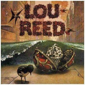 NEW-CD-Album-Lou-Reed-Lou-Reed-Self-Titled-Mini-LP-Style-Card-Case