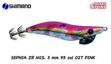 TOTANARA SHIMANO SEPHIA 3,00 02T pink