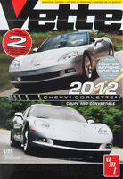 AMT 2012 Chevrolet Corvette Coupe and Convertible 2 kits in 1 model kit 1 25 Toys