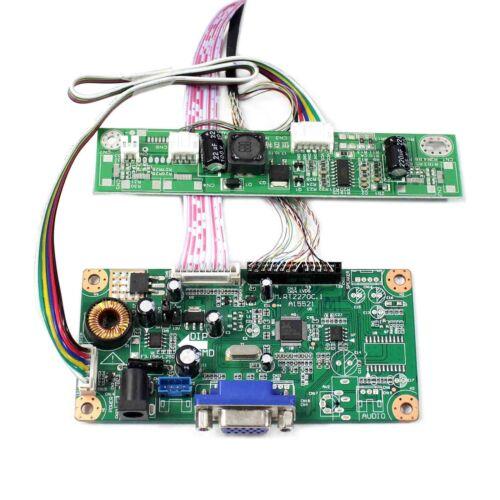 VGA LCD Controller Board for 17inch LCD Screen LTN170CT10 LP171WU6 1920x1200 LCD