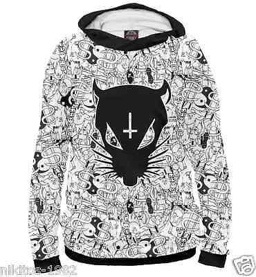 Die Antwoord hoodie music Ninjia Yo-Landi comics rat cross muzzle full print PB