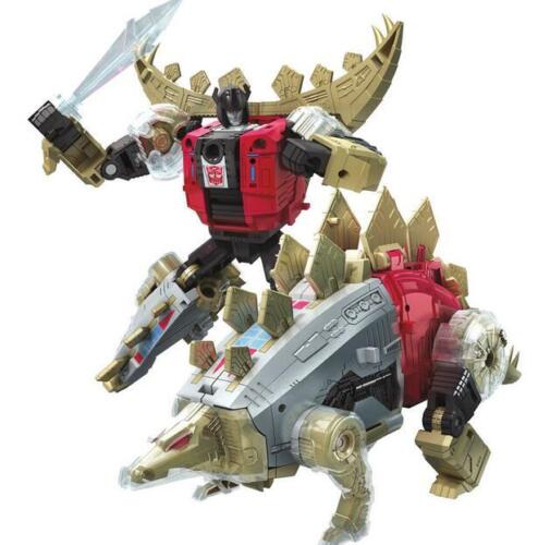 TRANSFORMERS Generations Power of the Primes Deluxe Snarl Dinobot FIGURE NO BOX
