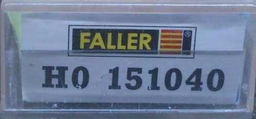 Faller Figuren H0 151040 Im Strandbad-Lokal  NEU /& OVP