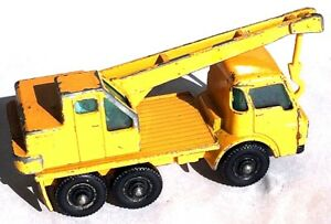 Classic-Diecast-MATCHBOX-Lesney-Superfast-MB63C-NO-63-DODGE-gru-camion-anni-1960