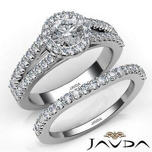 1-65ctw-Lujo-para-Novia-Anillo-Compromiso-Diamante-Redondo-GIA-E-VVS2-con-Oro