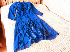 Two piece ballgown evening dress by KALEIDOSCOPE Dress & jacket Blue Size 12