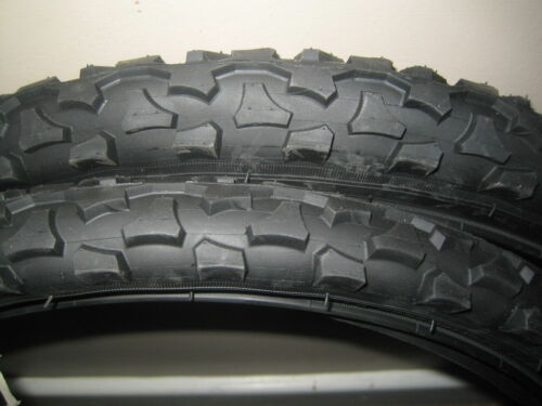 Coyote Junior Cycle Bike BMX Tyres 20 x 1.9 Knobbly MTB tread tubes available