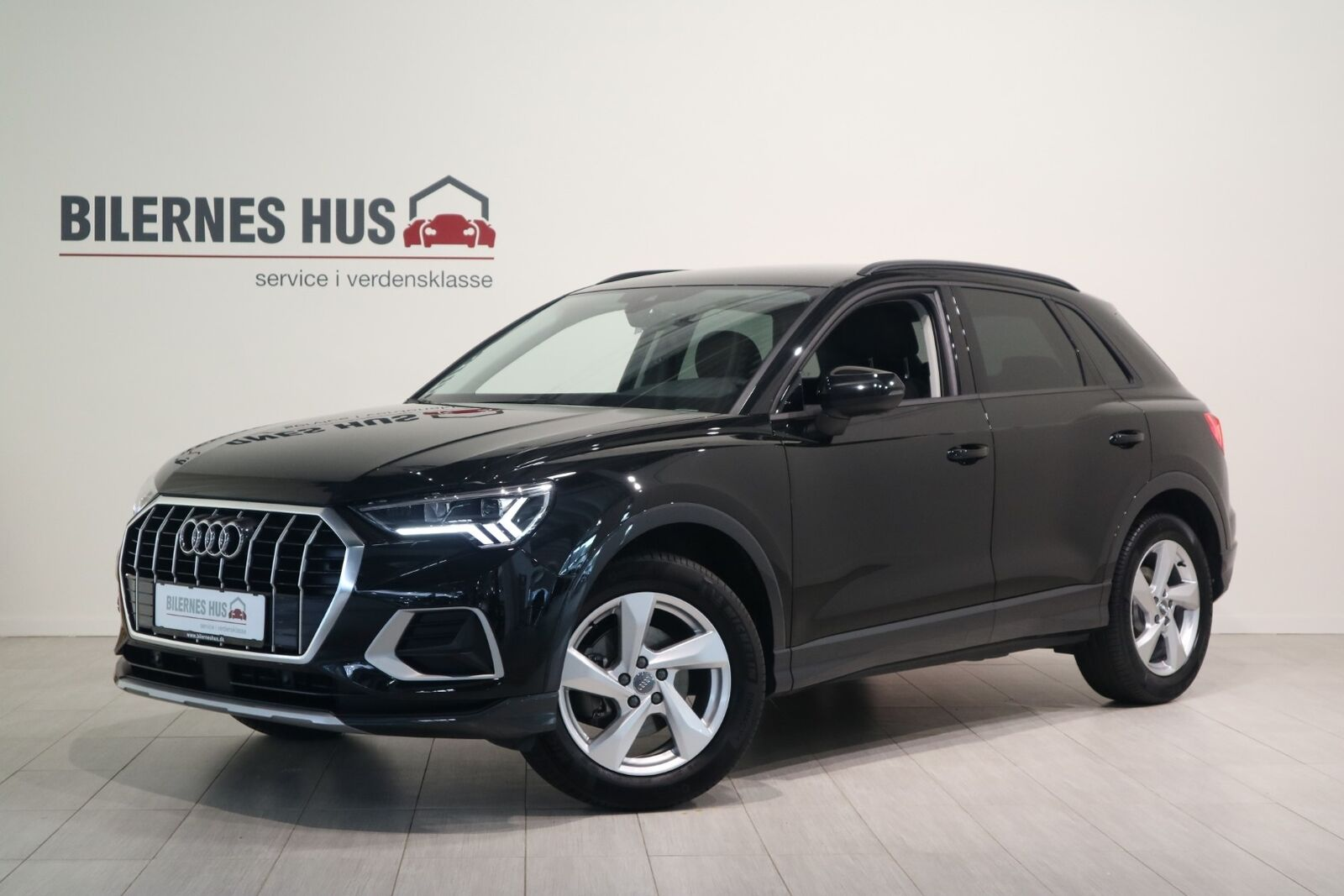 Audi Q3 35 TFSi Advanced S-tr.