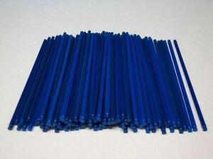 100-MICRO-KNEX-BLUE-5-4-034-RODS-Mini-K-039-nex-Parts-Pieces-Lot