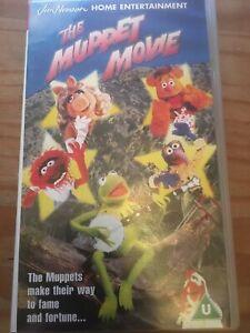 THE MUPPET MOVIE VHS Video - JIM HENSON 1999 | eBay The Muppet Movie Vhs 1999