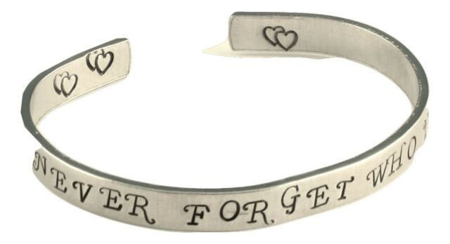 Never Forget Who You Are Bracelet Disney Lion King Inspired Customizable