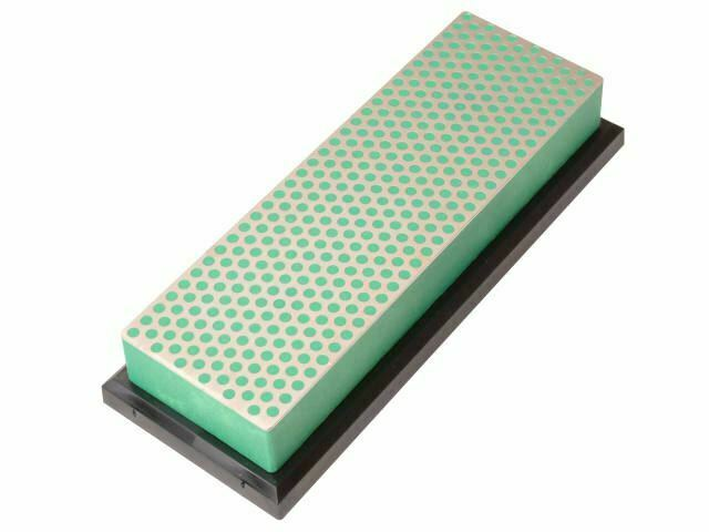 DMT - Diamond Whetstone 150mm Kunststoffgehäuse Grün 1200 Körnung Extra Fein