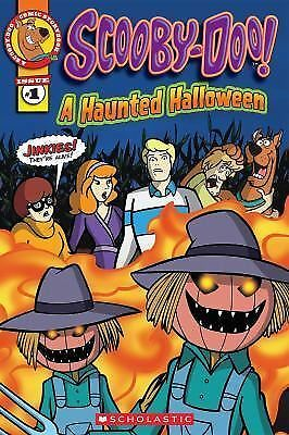 Scooby-Doo Comic Storybook Ser.: A Haunted Halloween 1 by Lee Howard (2011,...