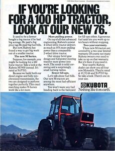 1983-Print-Ad-of-Kubota-M7950-Farm-Tractor-nothing-like-it-on-earth