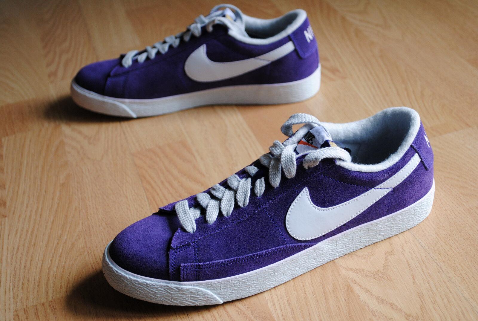 Nike Blazer Premium Vntg Suede Suede Suede 41 42 43 44 bRuIn air fOrCe 1 Vintage cOrTez defc4a