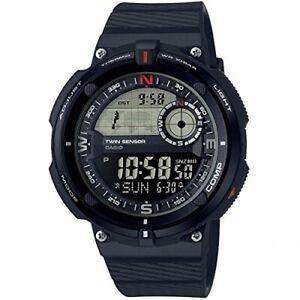 Casio-Classic-Sports-Gear-orologio-da-uomo-nera-in-resina-SGW-600H-1BER-RRP-80