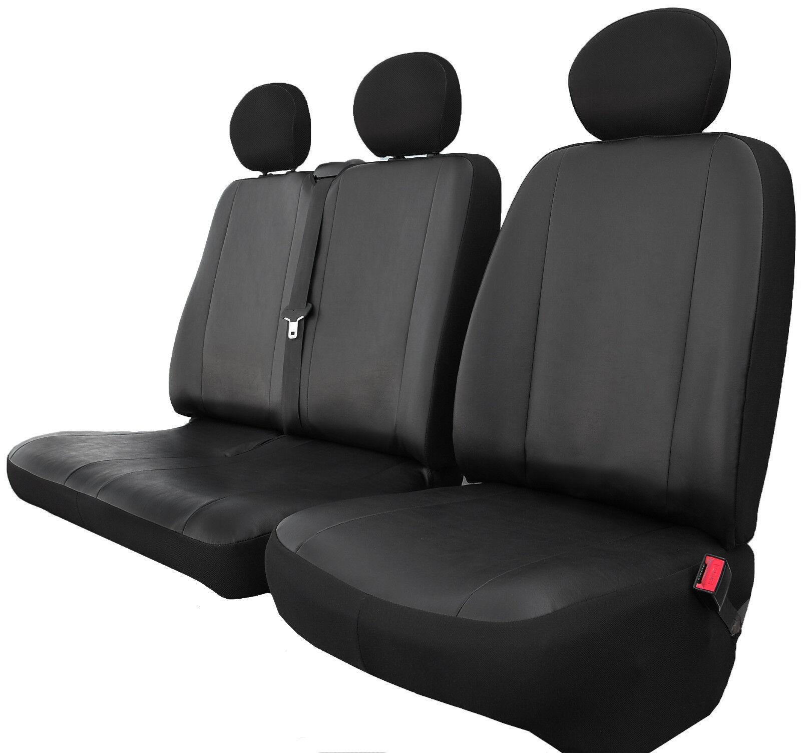 Citroen Nemo ab 2006-5-Sitze Maßgefertigt Maß Sitzbezüge Sitzbezug Velours