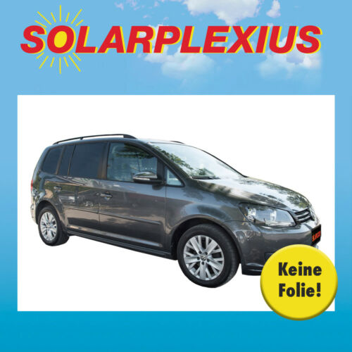 ab 2015 Auto Sonnenschutz fertige Sonnenblenden Tönung k.Folie VW TOURAN 3 Bj