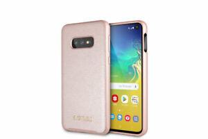 Guess-Iridescen-4G-Samsung-Galaxy-S10e-G970F-SCHUTZHULLE-Back-Case-Rose-Gold