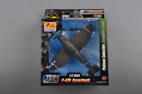 Easy Model 36420-1//72 P-47D Razorback Neu