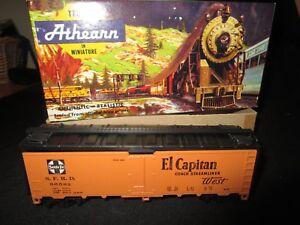 Athearn-5019-HO-scale-EL-CAPTAIN-Boxcar