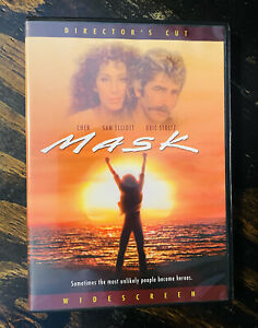 mask Dvd Cher Movie Very Rare Oop