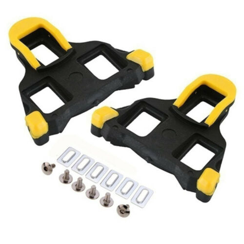 2pcs Road Bike Cycling Self-locking Pedal Cleats Set Accessory For Shimano Z