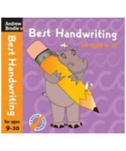 Andrew-Brodie-034-Best-Handwriting-for-Ages-9-10-034