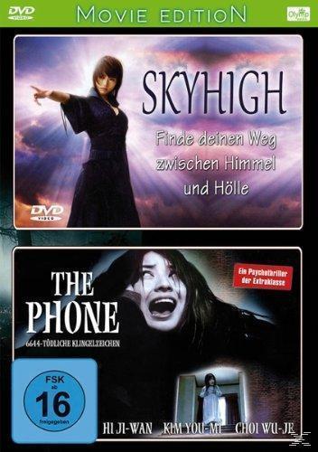 1 von 1 - THE PHONE&SKYHIGH-FINDE DEINEN WEG ZWISCHEN HIMMEL UND HÖLLE-DvD NEU-
