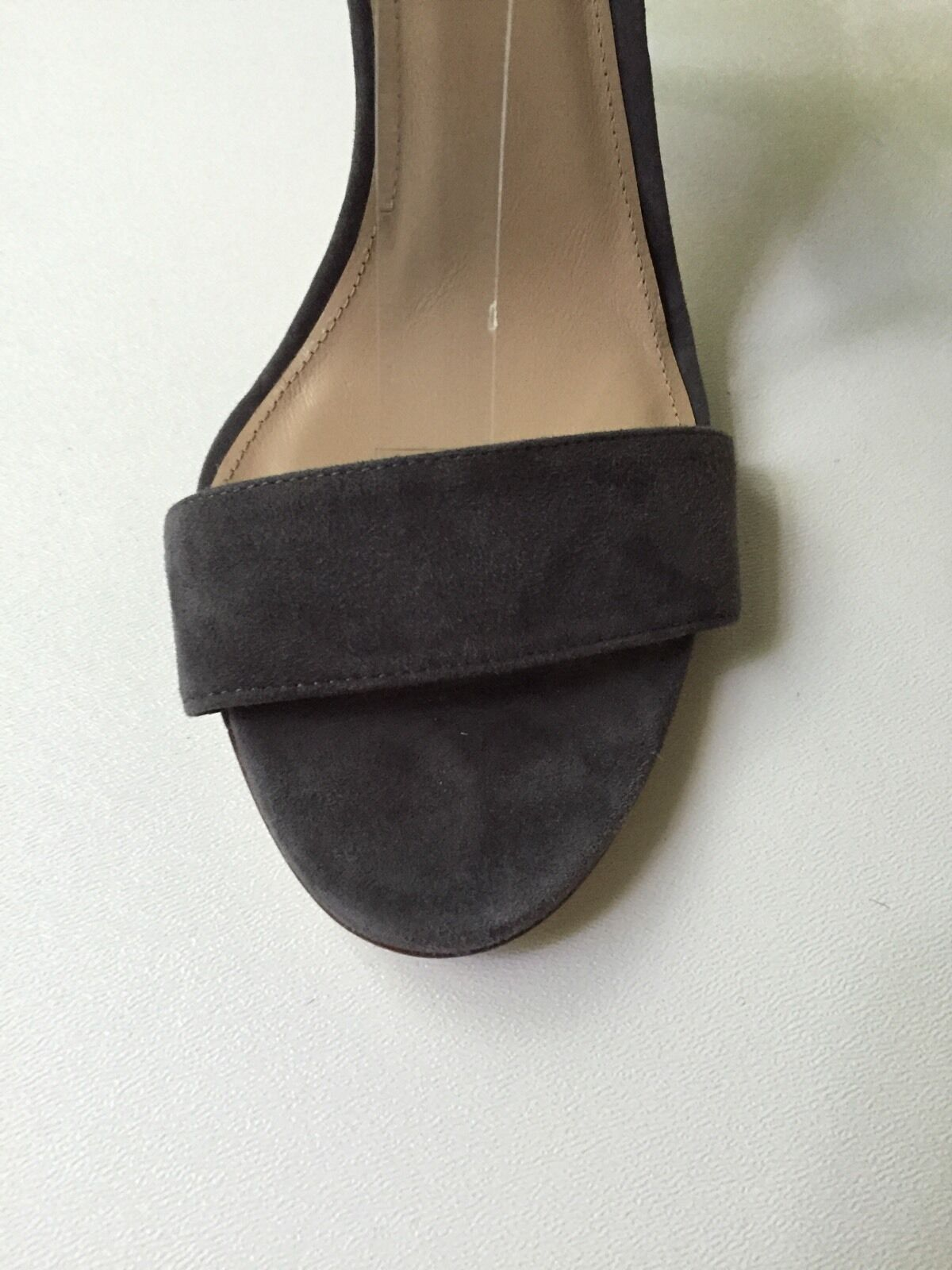 NEW J Crew Suede Ankle-Cuff Sandales Größe 9.5 Style# Heels A5285 278 New Heels Style# 70fbc8
