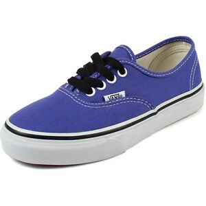 Image is loading NIB-Vans-Authentic-Spectrum-Purple-True-White-Men-
