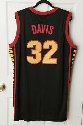 Lebron James #32 McDonalds All American New Men Basketball Jersey Black Any Size