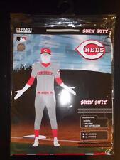 NEW Cincinnati Reds Youth Child Size M Medium Full Body Suit Halloween Costume
