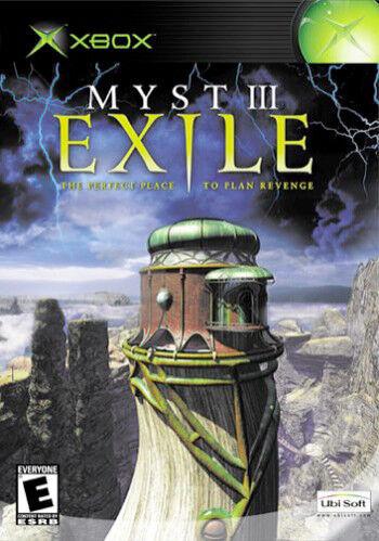 Myst III: Exile (Microsoft Xbox, 2002) - European Version