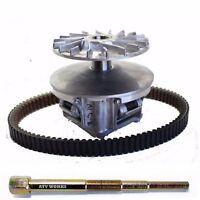 Kawasaki Mule 600 610 Primary Clutch Drive Converter 49093-0021 W/ Belt & Tool