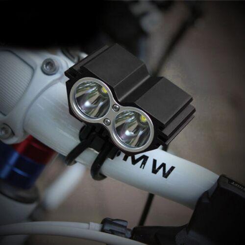 Bike Bicycle Cycling Head Light Headlamp CREE XML-T6 LED 4-Mode 2400lm