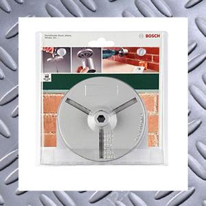 Bosch Aufnahmeteller für Hartmetallbestreute Lochsägen d=33-103mm   NEU /& OVP