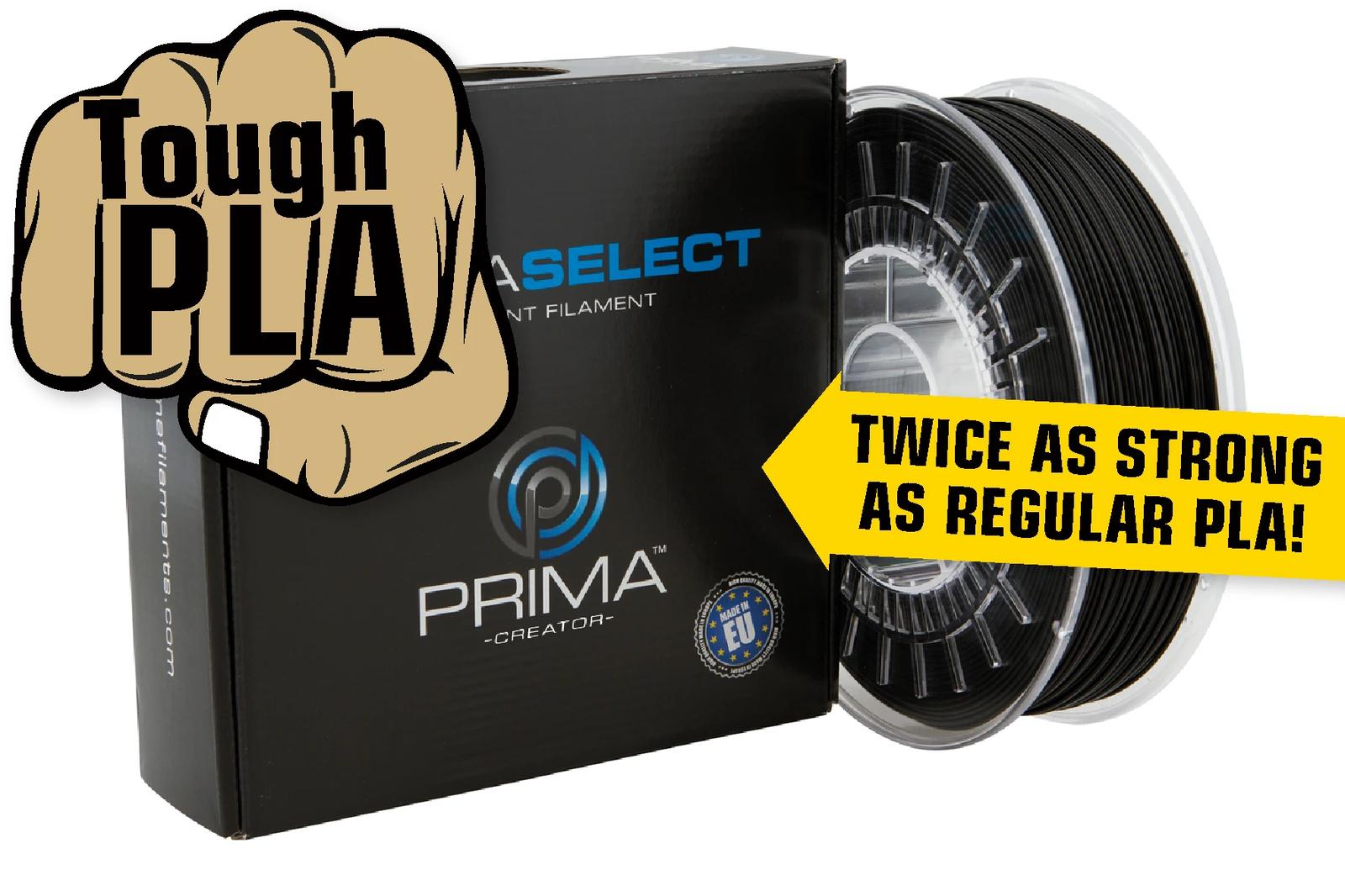 PrimaSelect™ PLA Tough Filament - 1.75mm - 750g