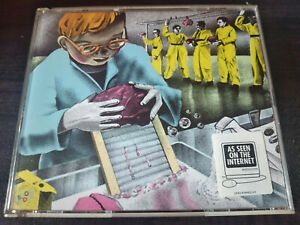 DEVO-Recombo-DNA-2X-CD-New-Wave-Synth-Pop-Punk