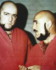 BUTCHER & MAD DOG VACHON 8X10 PHOTO WRESTLING PICTURE WWF PAUL MAURICE