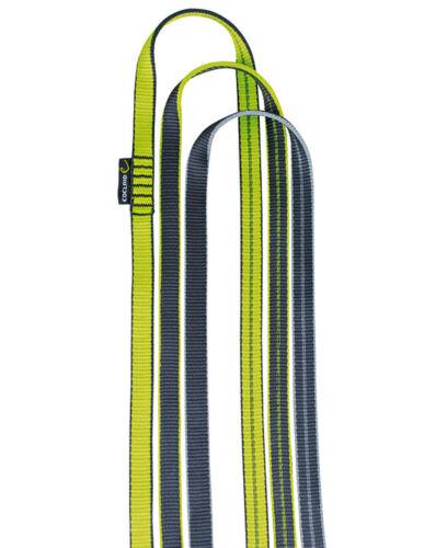 Tubular Band Schlinge Klettern Sichern Länge 60 cm Edelrid 16 mm Bandschlinge
