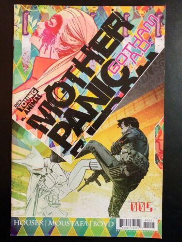 2018 DC/'s YOUNG Animal Comics VF//NM Book Comics ⭐️ MOTHER PANIC Gotham AD #5