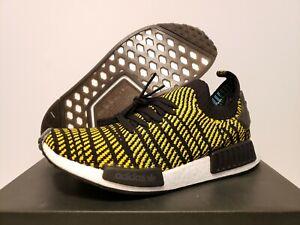 DS Adidas NMD_R1 PK stlt Negro Amarillo